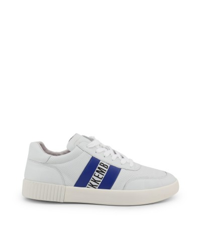 Bikkembergs Perforated Sneakers - White
