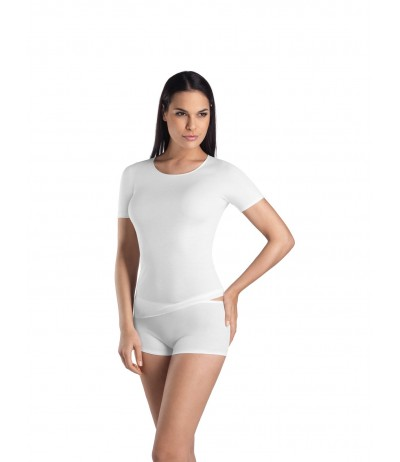 Cotton Seamless T-Shirt