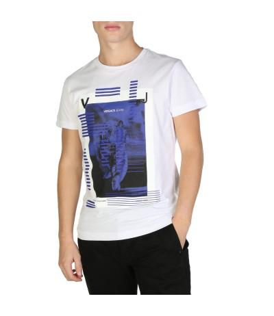 Versace Jeans Graphic Cotton T-shirt
