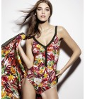 Summer Lounge One-Piece Swimsuit