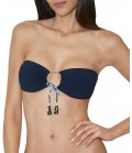 Exotic Waves Moulded Bikini Bra