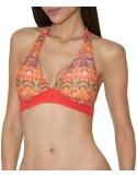 Exotic Waves Moulded Bikini Bra