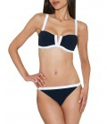 Summer Lounge Moulded Bandeau Bra