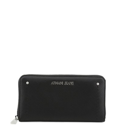 Armani Jeans Textured Leather Wallet