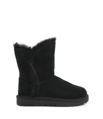 UGG Classic Fluff  Chestnut Boots