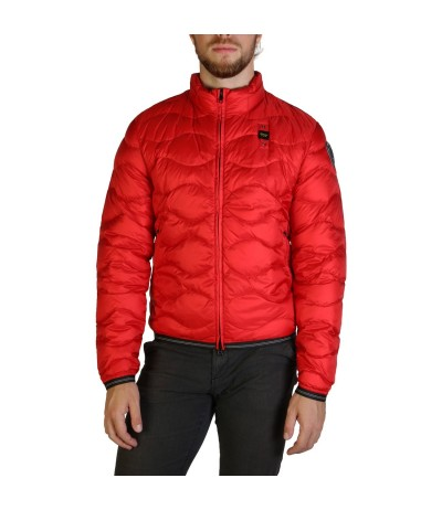 Blauer Slim-fit Quilted Shell Down Jacket