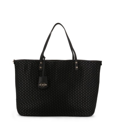 Love Moschino Maxi Bag with Double Handle