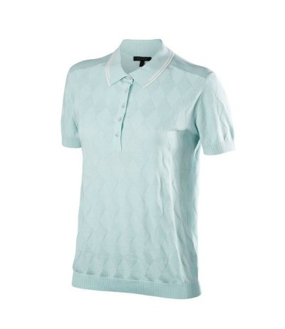 Falke Damen Natural Golf Polo