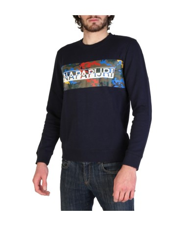Napapijri Men's  Graphic  Sweater