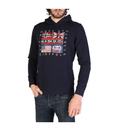 Napapijri Men's Cool Fit  Sweatshirt