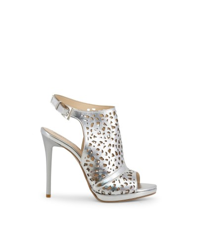 Arnaldo Toscani Sandals Metallic