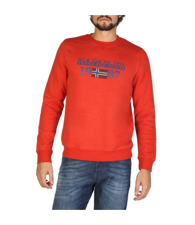Napapijri Men's Trim Sweater
