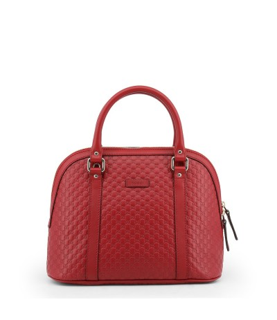 Gucci  signature  top handle  Bag