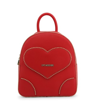 Love Moschino with hearts and studs