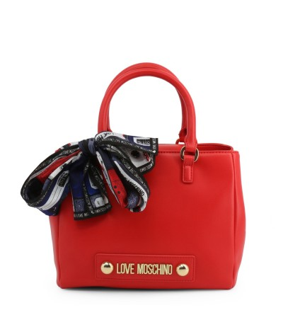 Love Moschino Ladies Red Handbag