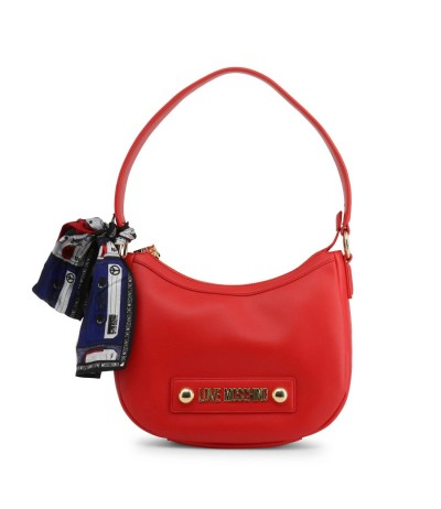 Love Moschino Women's Red Shoulder Bag Various Colours