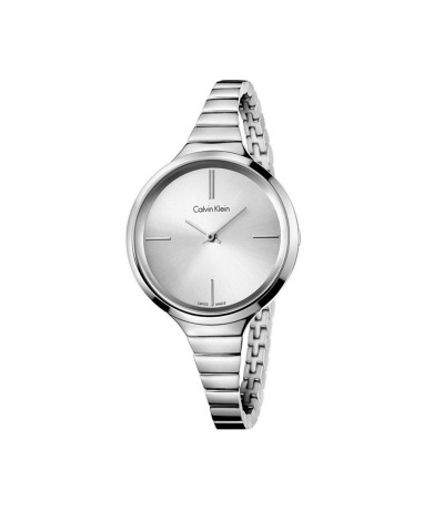 Calvin Klein Lively Black Dial Steel Ladies Watch