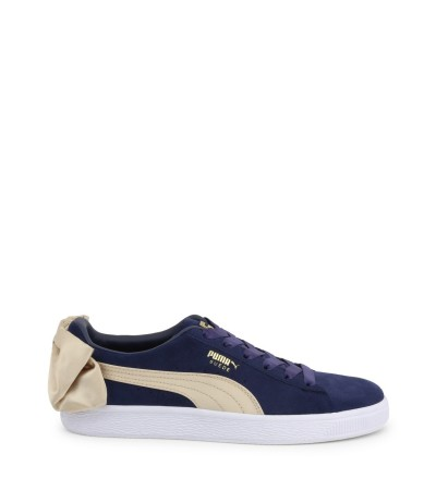 Puma Suede Bow Varisty Sneakers