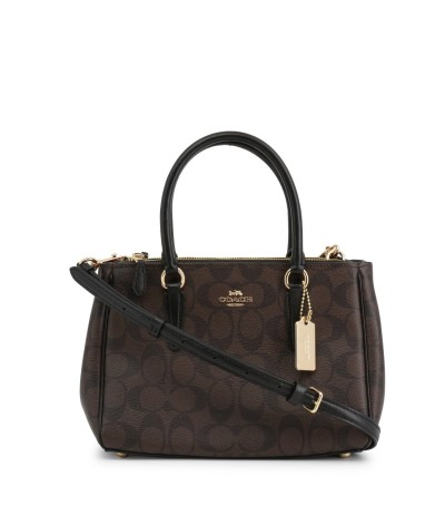 Coach Women's Colorblock Signature HandBag