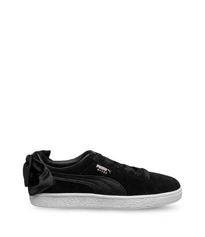 Puma Basket Bow Wn's Suede  Sneakers
