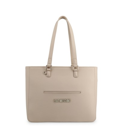 Love Moschino Shoulder Bags Women Pink with removable detail