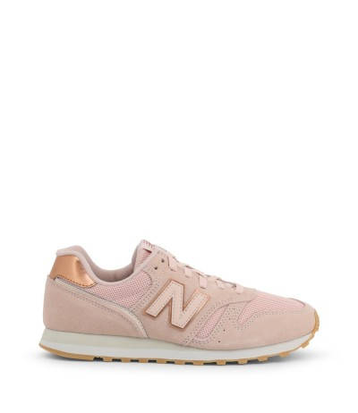 New Balance lightweight and flexible Womens Pink Suede Sneakers