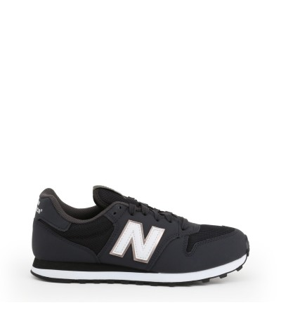 New Balance Logo Embroidered Sneakers