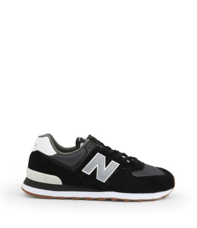 New Balance  Sneakers In Suede And Mesh With Contrasts