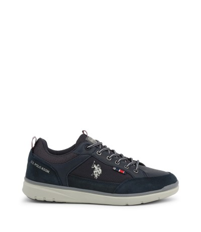 U.S. Polo Assn. Logo Embroidered Shoes