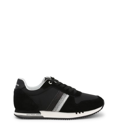 U.S. Polo Assn. Running Style Black Sneakers