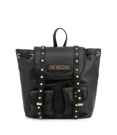 Love Moschino Playful faux-leather backpack