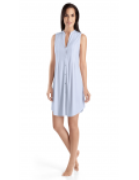 Hanro Cotton Deluxe Sleeveless Nightdress