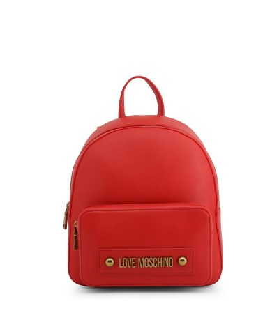 Love Moschino Top Handle Leather Backpack
