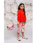 "Baby Cross Children's trousers print ""multicolor patch"""