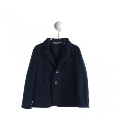 Baby Cross Boys Jacket in blue