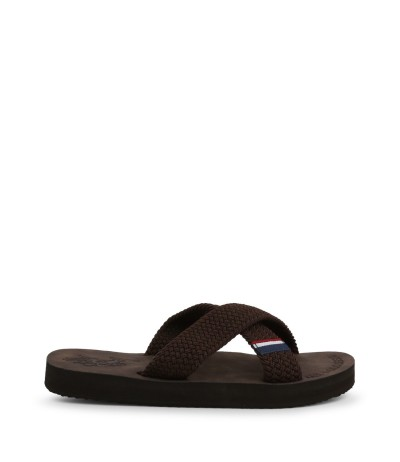 U.S. Polo Assn. Palmo Slides Brown