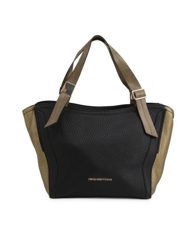 Trussardi  Multicolor bag with handles and shoulders strap