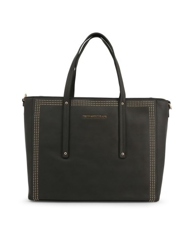 Trussardi Women's Bag with studded on the front