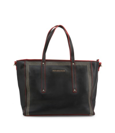 Trussardi REd Bag with red elements
