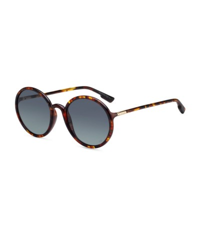 Dior Round Frame Sunglasses - Brown