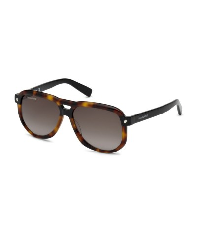 Dsquared2 Visor Sunglasses - Brown