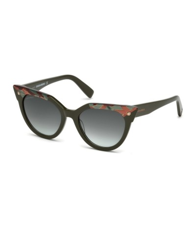 Dsquared2 Bold Cat-eye Glasses - Black
