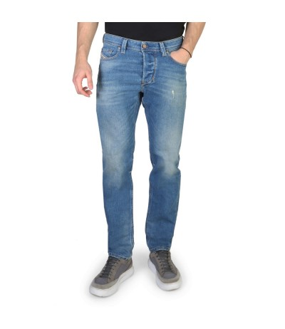 Diesel Men's Light Blue Jeans