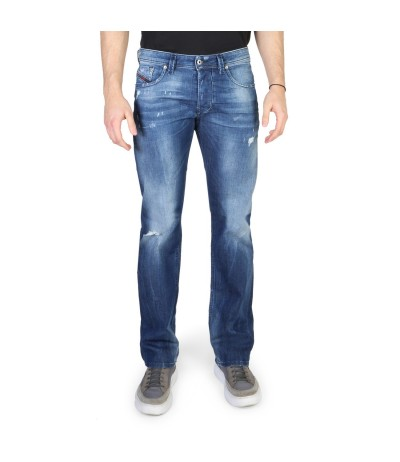 Diesel Slim Fit Jeans In Denim - Blue