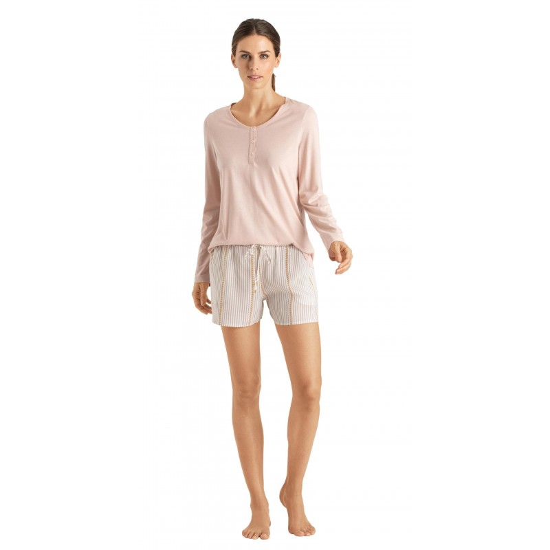 HANRO Sleep and Lounge Woven Shorts