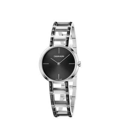 Calvin Klein Cheers Quartz Black Dial Watch