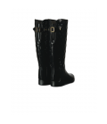 Women's Original Refined Tall Quilted Gloss Wellington Boots