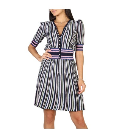 Emporio Armani Striped Dress