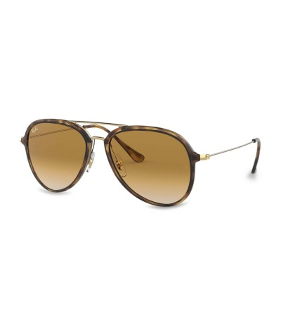 Ray-Ban Metal Pilot-frame Sunglasses - Metallic