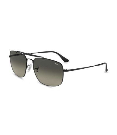 Ray-Ban  Square Sunglasses -Black